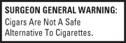 Surgeon General's Warning