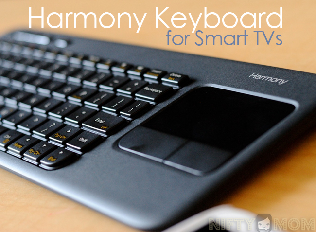 Logitech Harmony Smart Keyboard from Best Buy