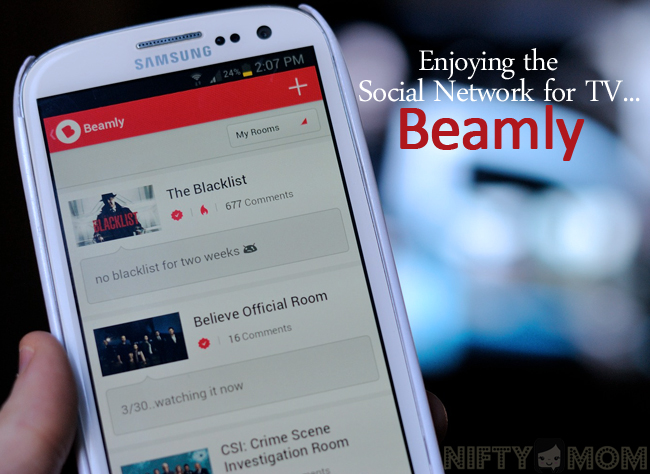 Beamly: A Social Network for TV