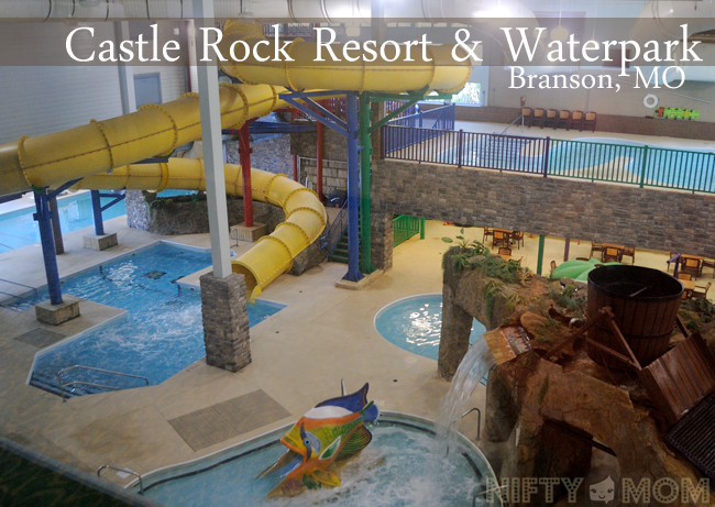 Castle Rock Resort & Waterpark in Branson, MO