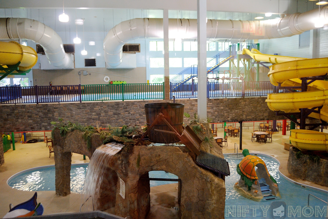 Castle Rock Indoor Waterpark