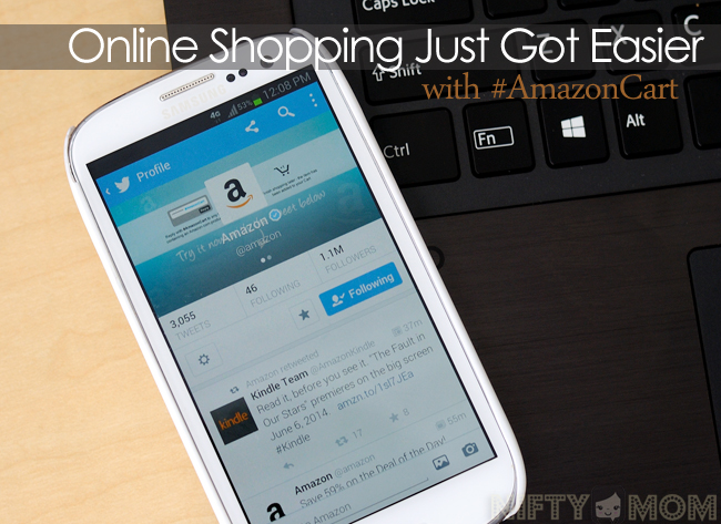 Shopping Online with #AmazonCart #shop
