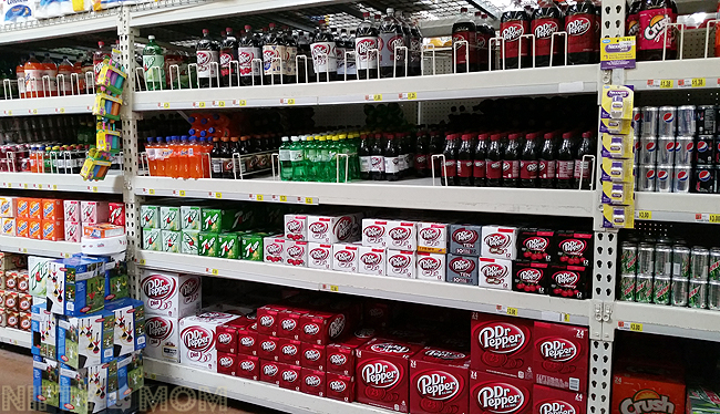 Dr Pepper at Walmart #BackyardBash #shop