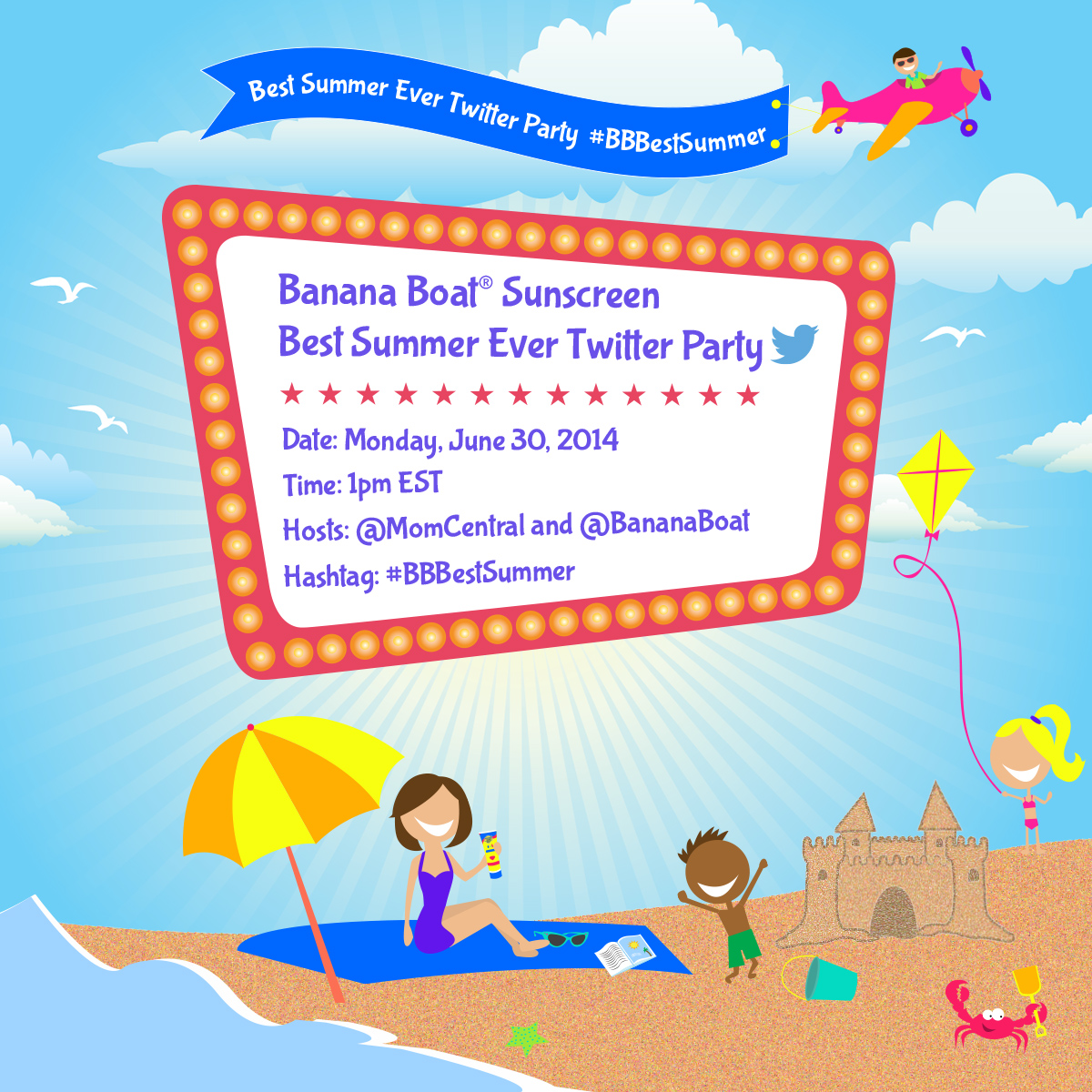 #BBBestSummer Twitter Party