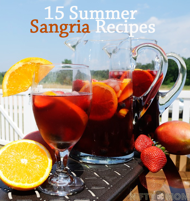 15 Summer Sangria Recipes
