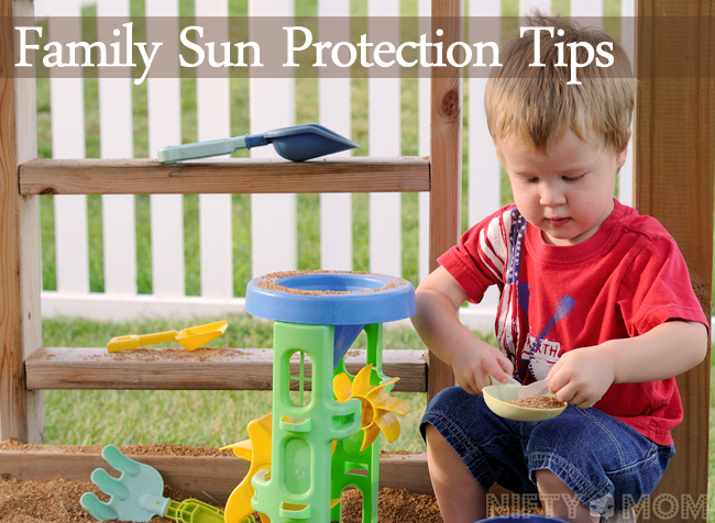 Family Sun Protection Tips