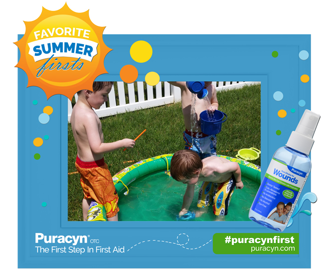 Favorite Summer Firsts with Puracyn