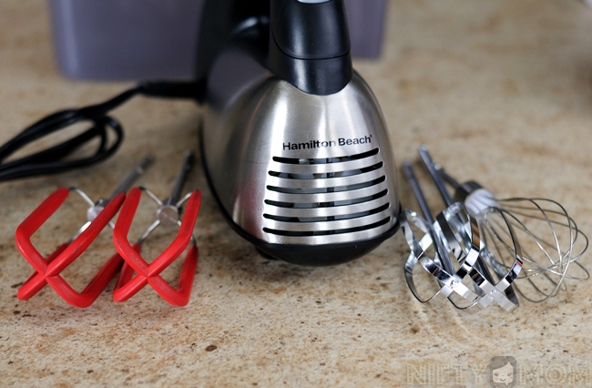Hamilton Beach Hand Mixer with Case Set