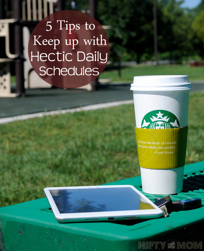 5 Tips to Keep Up with Hectic Daily Schedules While On-the-Go #TabletTrio #shop