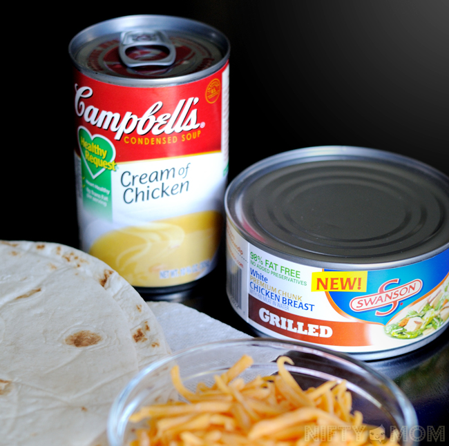 Creamy-Chicken-Quesadillas-Ingredients
