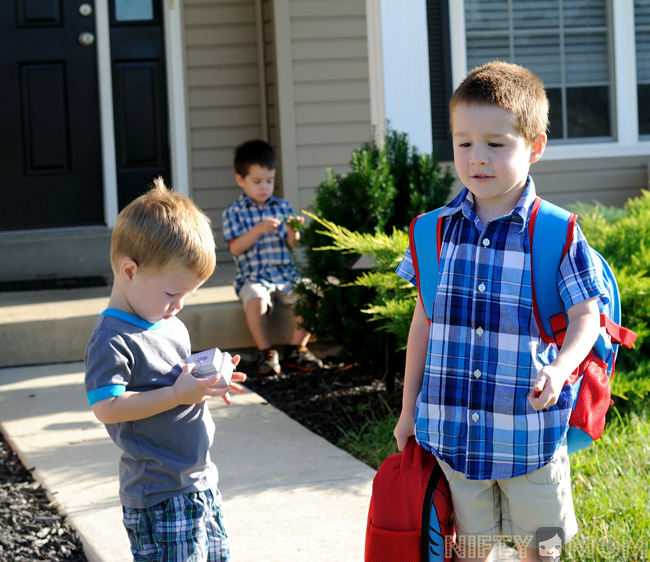 First Day of School #TabletTrio #shop