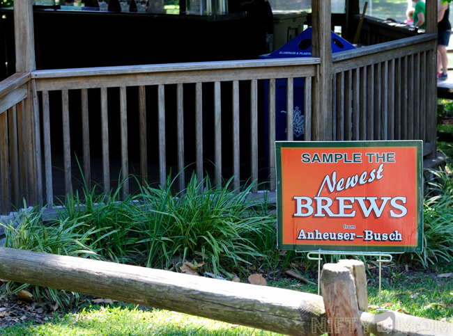 Free Anheuser-Busch Samples at Grant's Farm