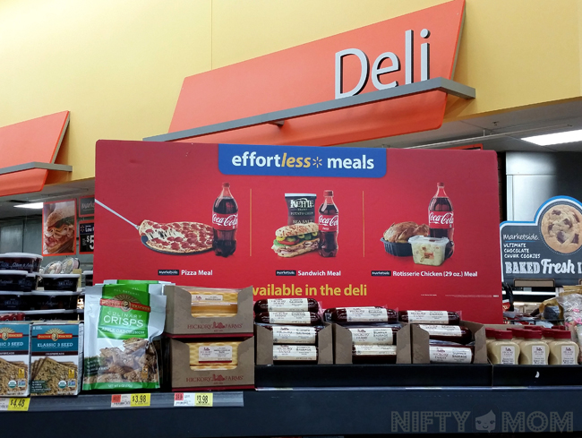 Effortless Meals at Walmart