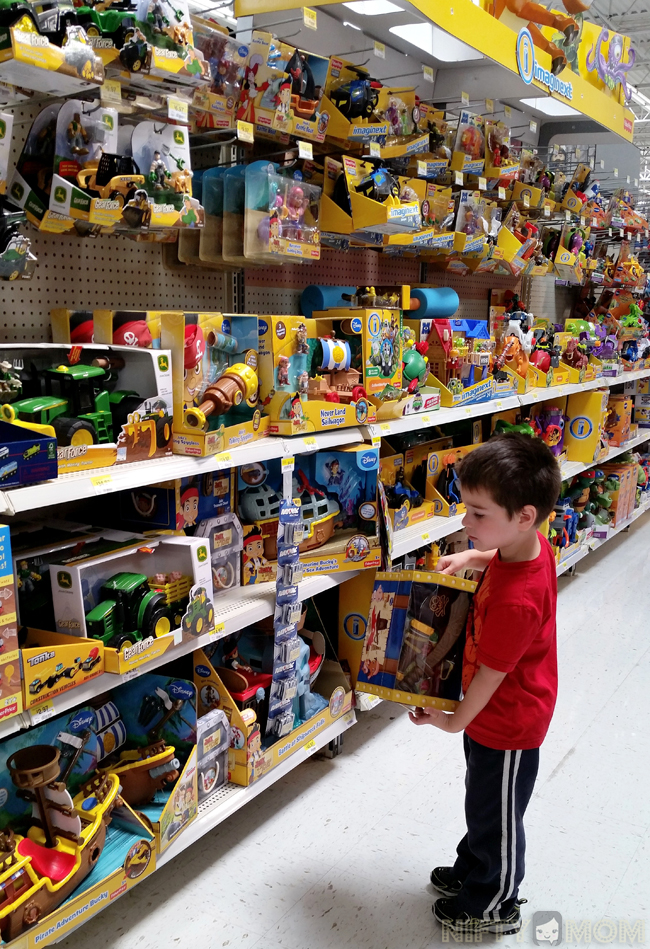 Disney's Jake Toys at Walmart #JuniorCelebrates #shop