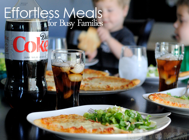 Effortless Meals for Busy Families