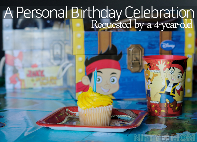 A Personal Birthday Celebration for My 4-Year-Old #JuniorCelebrates #shop