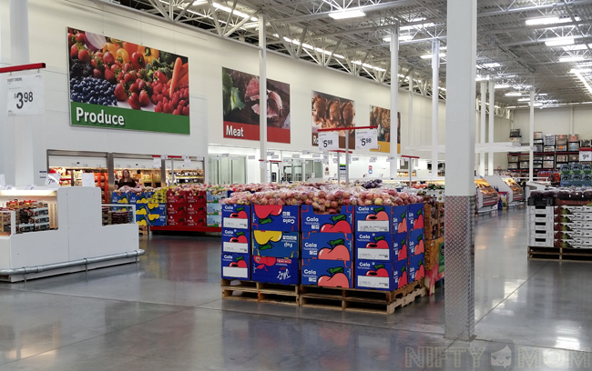 Sam's Club Produce Section #TrySamsClub #shop