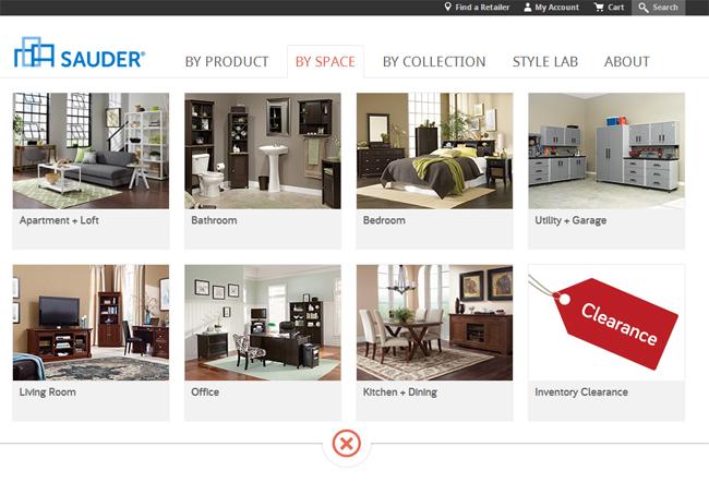 Sauder.com