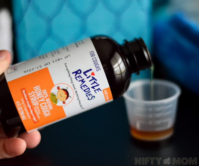 Little Remedies Cough Syrup