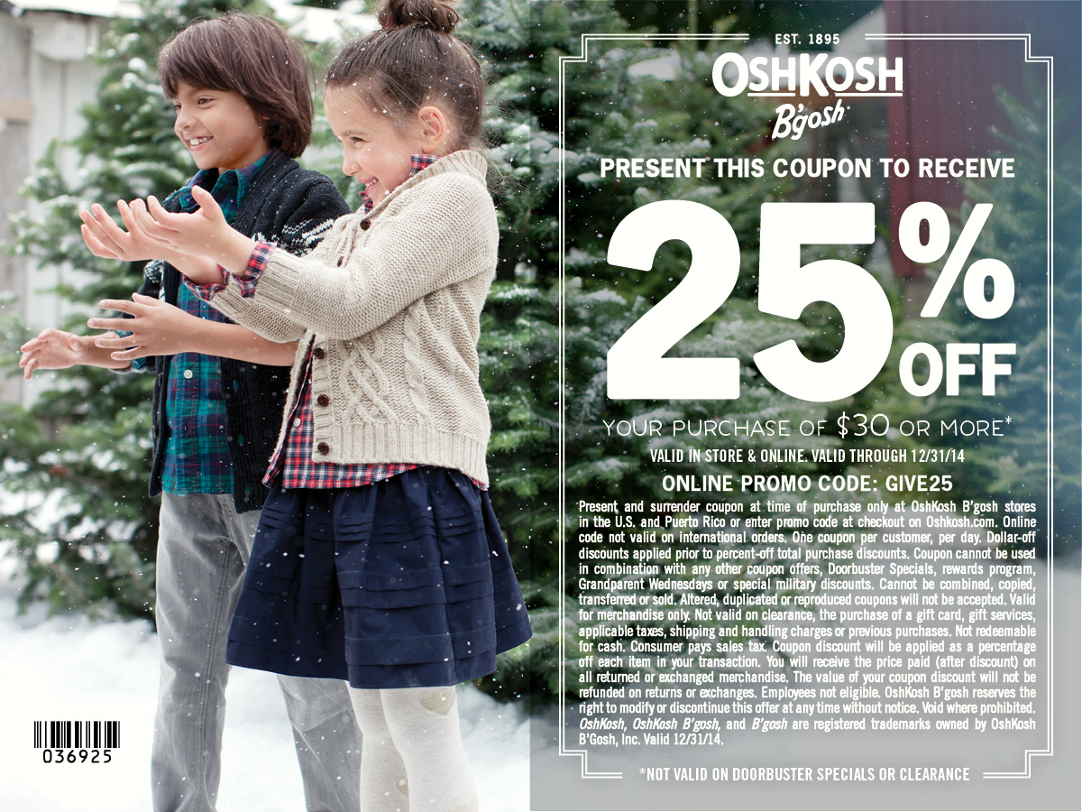 oshkosh-25-percent-off-coupon-december-2014