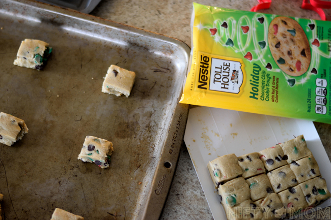 Nestle Toll House Holiday Cookie Dough