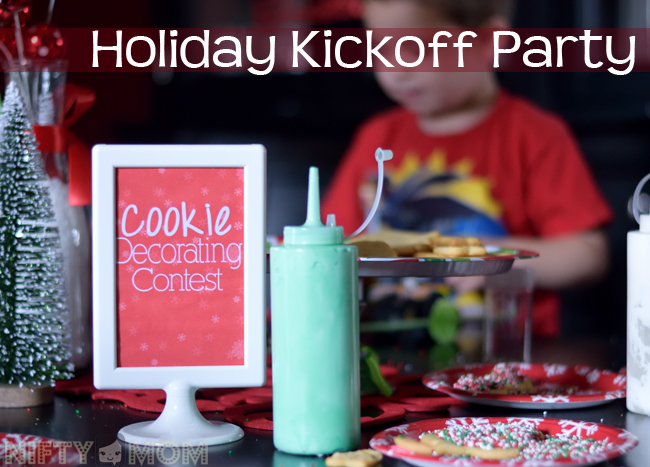 Holiday Kickoff Party #HolidayMadeSimple