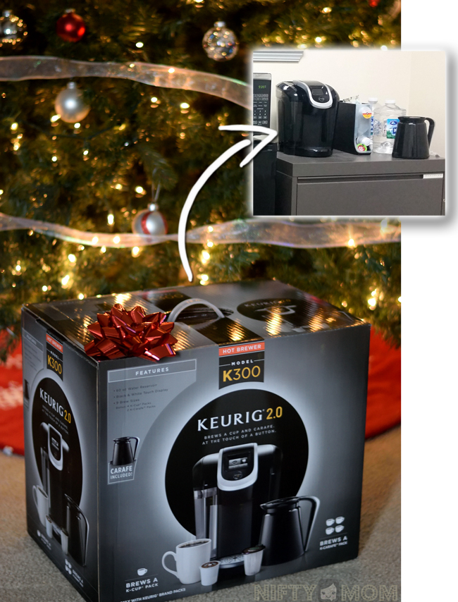 keurig-gift-office