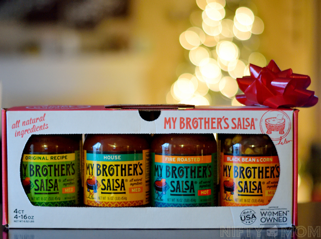 My Brother's Salsa Variety Pack #MyBrothersSalsa