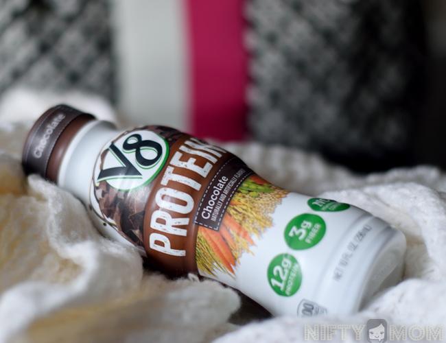 V8 Protein Chocolate Shake