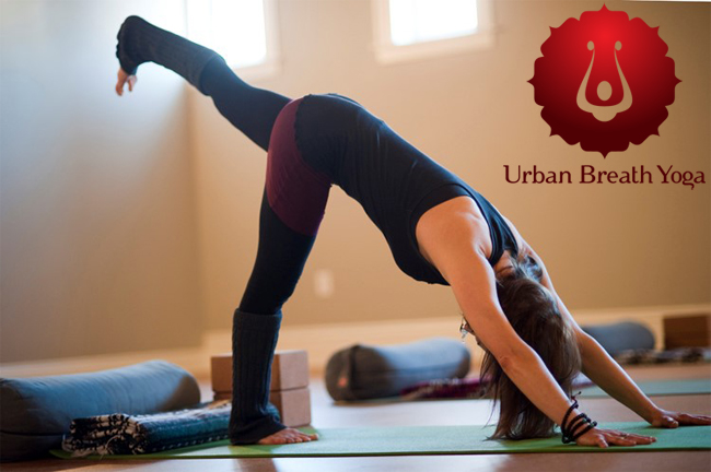 Urban Breath Yoga in St. Louis