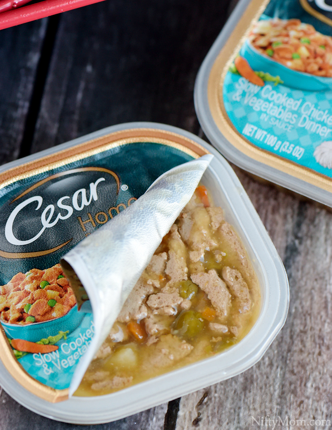 Cesar Home Delights Slow Cooked Chicken & Vegetables Dinner #CesarHomeDelights
