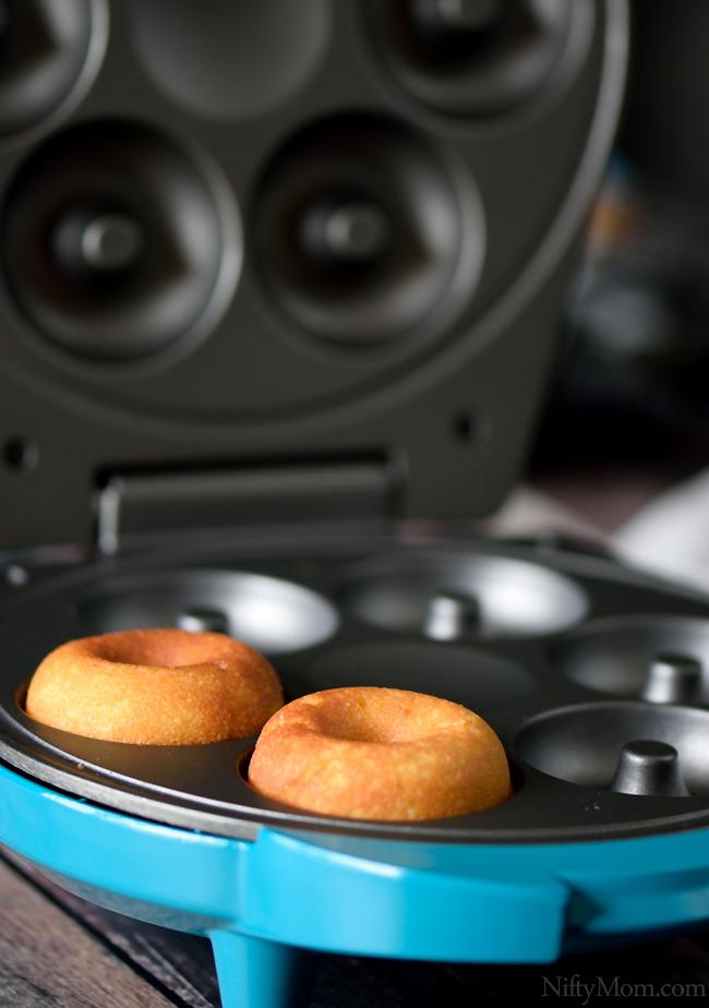 Holstein Housewares Donut Maker