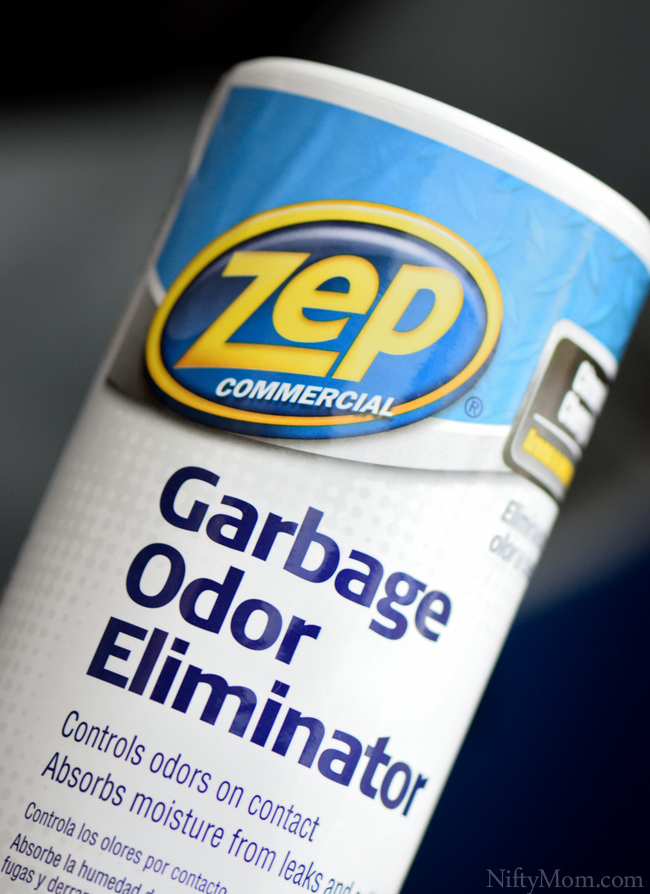 Zep Garbage Odor Eliminator #ZepSocialstars