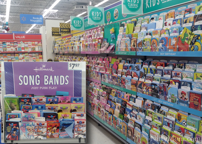 Hallmark Birthday Cards at Walmart #SendSmiles