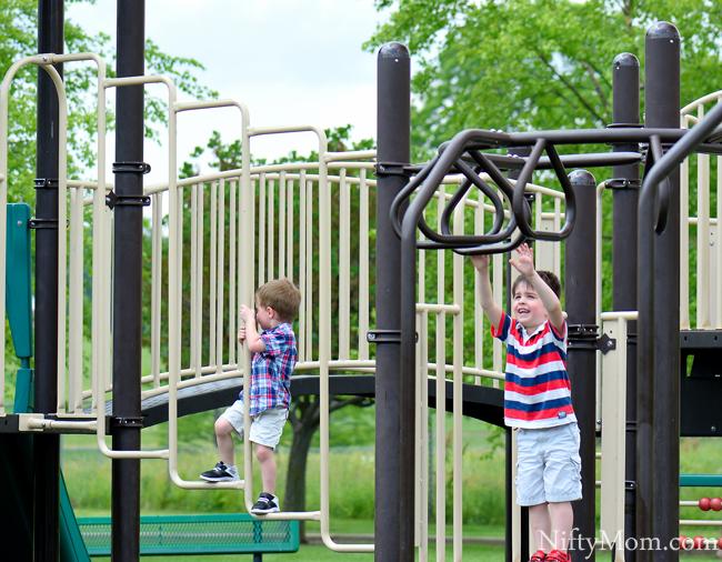 Playground Fun #BestSummerEver