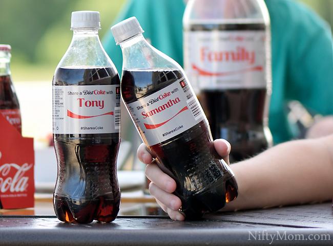 Share a Coke 20oz Bottles