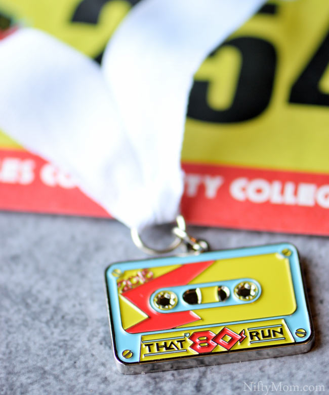 2015 That 80's Run Finisher Metal