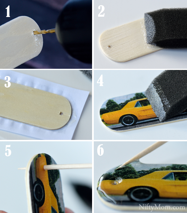 Father S Day Gift Ideas For Car Lovers A Diy Photo Keychain