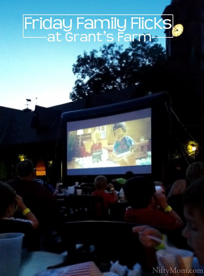 Friday Family Flicks at Grant's Farm