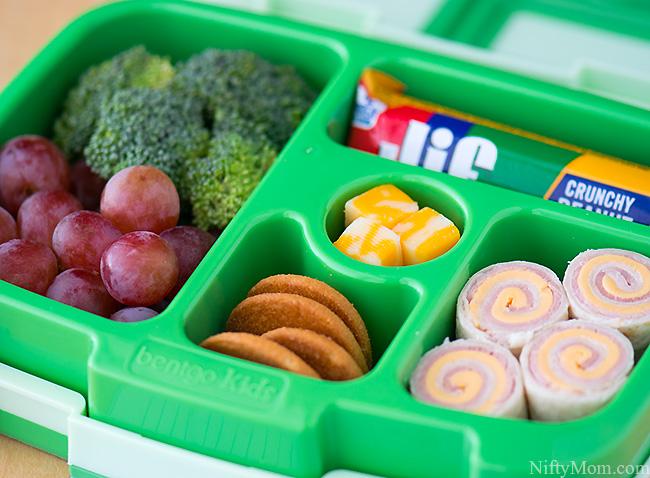 Bentgo Kids Lunchbox #TeamJif