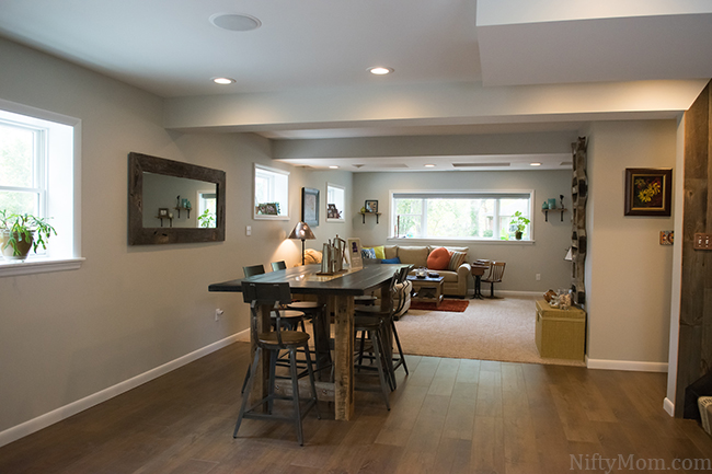 With Garage Remodels Living Space