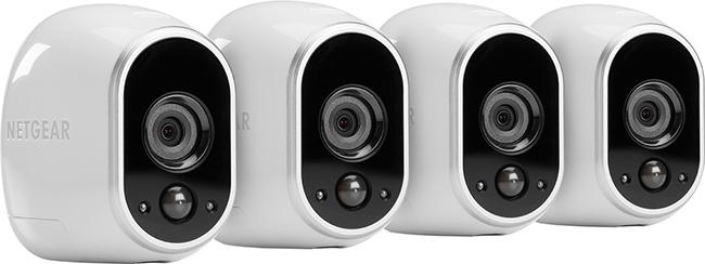 Arlo Wireless HD Cameras