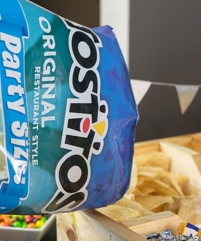 TOSTITOS Party Size Chips