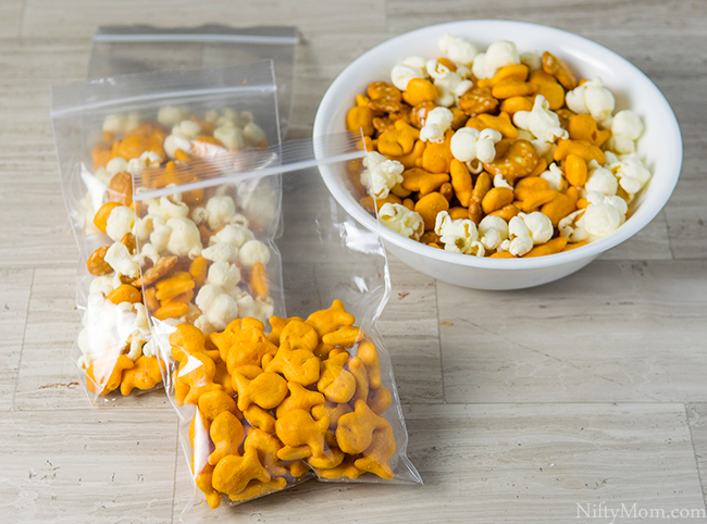 Goldfish Snack Mix Treat Bags