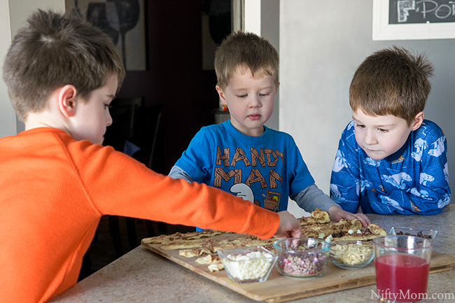Family Breakfast Fun - How to Make Fun Personalized Cinnamon Twists
