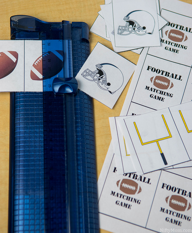 Printable Preschool Football Activities
