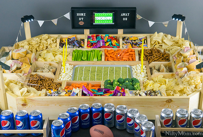 How to Make the Ultimate Snack Stadium