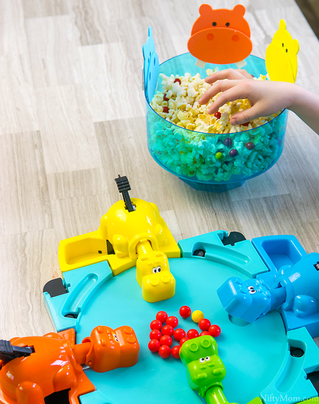 Hungry Hungry Hippos Game Night Ideas