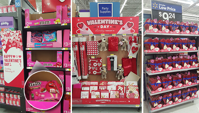 valentines day gifts at walmart