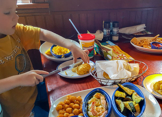 Celebrate at Red Lobster